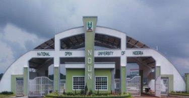 National Open University of Nigeria, Noun